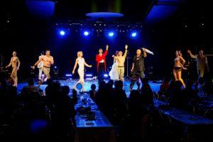 Admiration Show в Монте Капуто Кипр