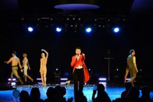 Шоу в Монте Капуто на Кипре